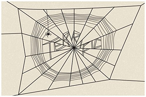 (Charlottes Terrific Web Art Print Mural Giant Poster 36x54 inch)
