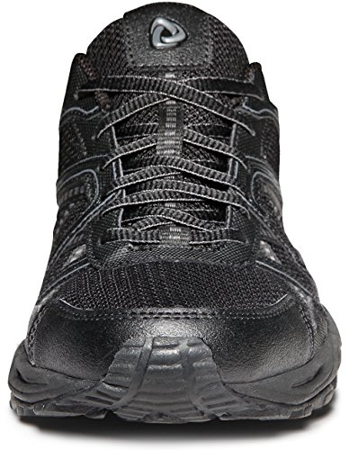 Tesla Herren Outdoor Sneaker Trail Laufschuh T330 / T320 A2-T320-BLK