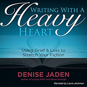 Writing with a Heavy Heart Audiobook