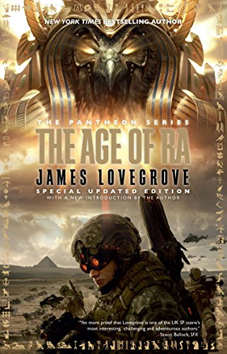 The Age of Ra: Special Edition (Pantheon Book 1)