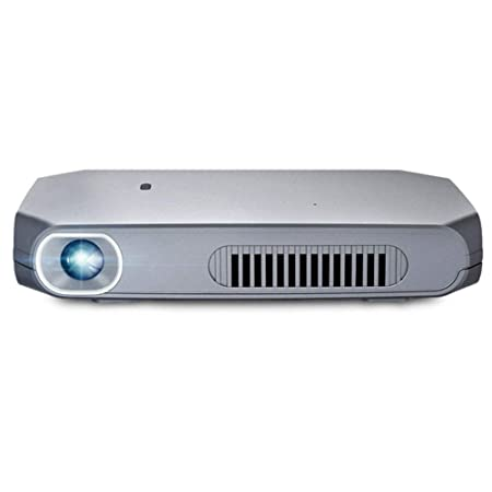 Linbing123 Proyector Pico, Mini proyector portátil 1080P HD ...