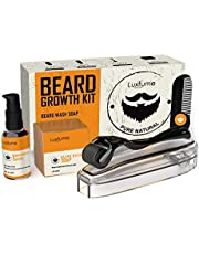 Beard Care And Growth Set,Men's Beard Growth Kit Beard Growth Liquid Nutrition Care Beard Growth Kit 30ml
