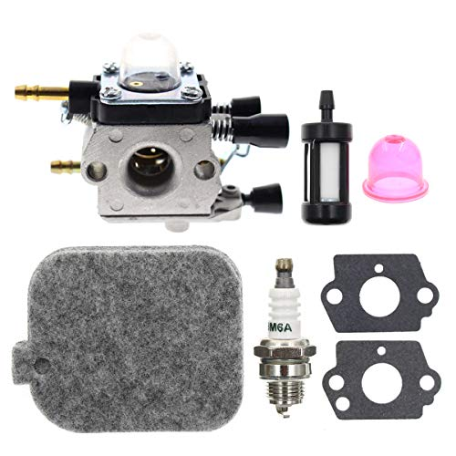 AUTOKAY 42291200606 Carburetor for Zama Carb Stihl BG45 BG46