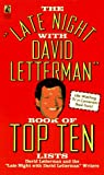 Late Night Top Ten Lists, David Letterman, 0671511432
