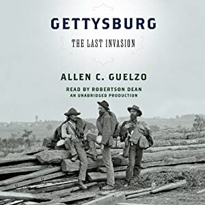 Gettysburg: The Last Invasion Audiobook