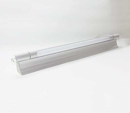 &Iluminación de Baño Espejo de luz Delantera LED Cuarto de ...