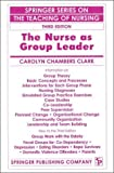 The Nurse As Group Leader, Clark, Carolyn C., 0826123333