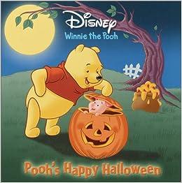 Poohs Happy Halloween Winnie The Pooh Amazoncouk Ann