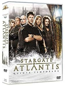 Stargate atlantis (5º temporada) [DVD]