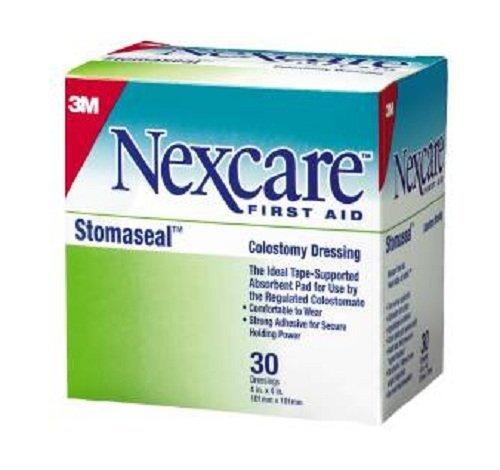 3M HEALTHCARE MMM1507 3M Nexcare Stomaseal Colostomy Dressing MMM1507 Case by Marble Medical