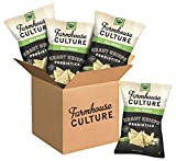 Farmhouse Culture Kraut Krisps, Dill Pickle, 5 oz. Bags, 4 Count