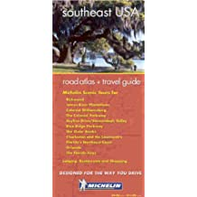 Michelin Regional Atlas and Travel Information Usa Southeast, No. 99658, 1st