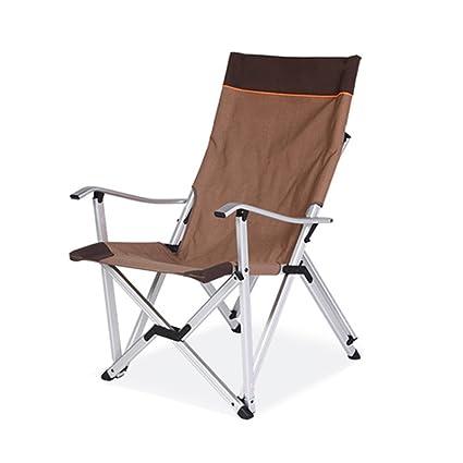 Zgsjbmh Chaise Pliante extérieure Chaise Pliante en