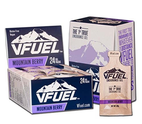 Vfuel Endurance Gel - Mountain Berry 24 Pack