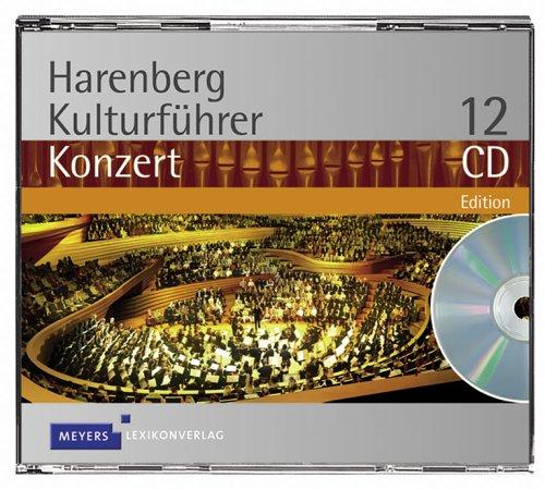 Harenberg Kulturführer Konzert CD-Set