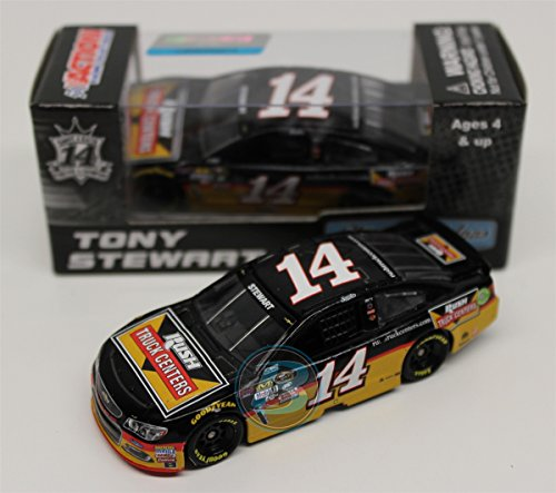 Lionel Racing Tony Stewart #14 Rush Truck Centers 2016 Chevrolet SS NASCAR Diecast Car (1:64 Scale) ()