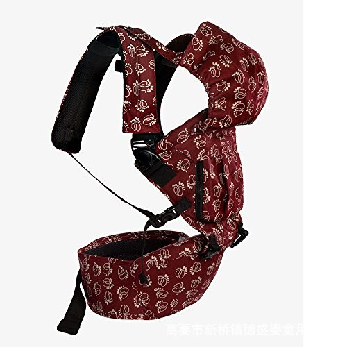 Amazon.com : Mochilas Portabebes Infant Sling Backpack Baby Carrier Comfort Cotton Baby Backpacks Carriers Hipseat Baby Seat Portable YEBD25 : Baby