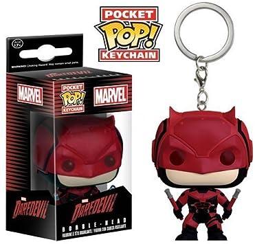 Funko Pocket Pop Keychain: Daredevil TV Action Figure by Dare ...