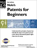 Nolo's Patents for Beginners, David Pressman and Richard Stim, 0873377737