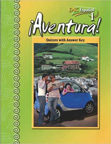Emc espaol 1 aventura quizzes with answer key aventura emc espaol 1 aventura quizzes with answer key aventura 9780821940969 amazon books fandeluxe Images