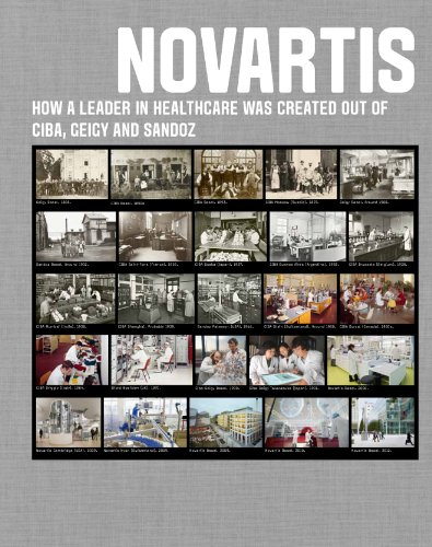 Novartis: How a leader in healthcare was created out of Ciba, Geigy and Sandoz (Dog Flea And Tick Control Capstar)