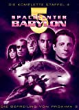 Spacecenter Babylon 5 - Staffel 4 (Box Set, 6 DVDs)