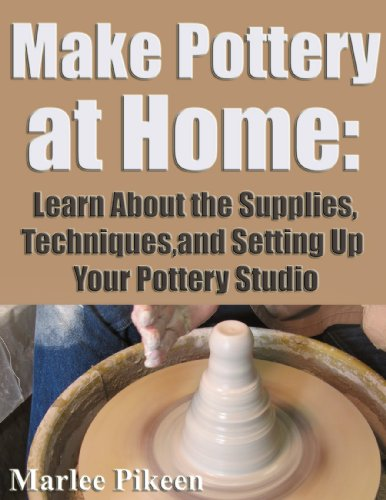 Textured Pottery - Make Pottery At Home: Learn About the Supplies, Techniques,and Setting Up Your Pottery Studio