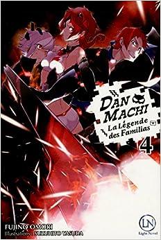Danmachi - tome 4 (04)