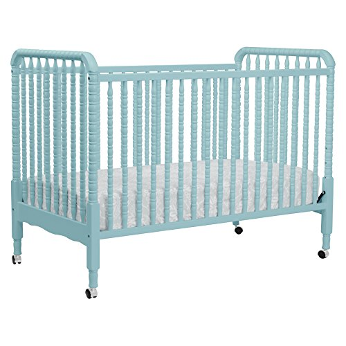 DaVinci Jenny Lind Stationary Crib With Toddler Bed Conversion Kit, (Toddler Conversion Kit)