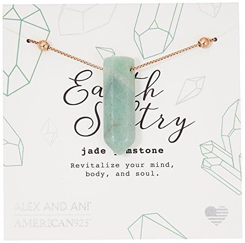 Fashion Jade Pendants (Alex and Ani Jade Pendant Necklace)