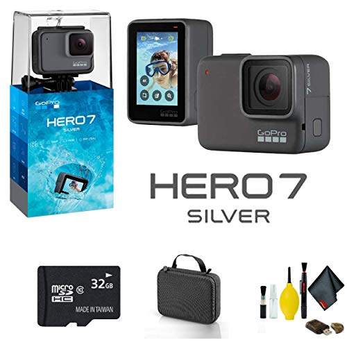 GoPro HERO7 Silver - Bundle Includes: 32GB Memory Card, for sale  Delivered anywhere in USA