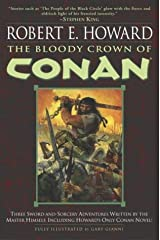 The Bloody Crown of Conan (Conan the Barbarian Book 2) Kindle Edition