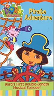 Amazon Com Dora The Explorer It S A Party Vhs Dora The Explorer