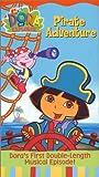 Dora the Explorer - Pirate Adventure [VHS]