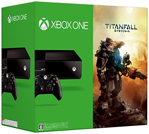 XboxOne本体 タイタンフォール同梱版の商品画像