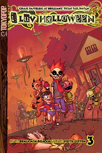 I Luv Halloween manga volume 3 -