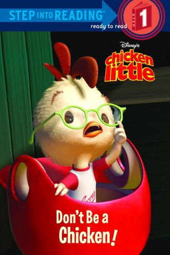 Download Don't Be a Chicken! (Step into Reading) pdf epub
