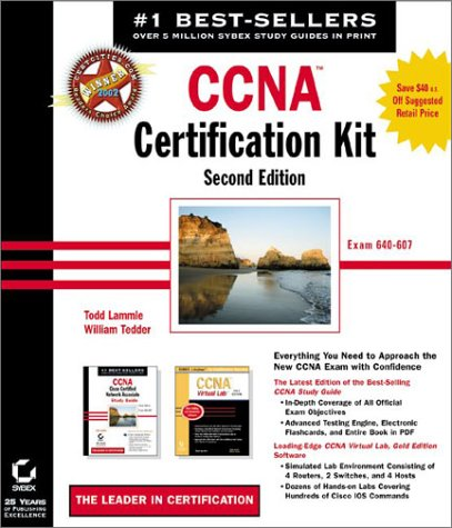 CCNA Certification Kit (2nd Edition) (Best Ccna Lab Kit)