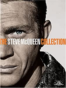 The Steve McQueen Collection (Gift Set) (4 Discs)
