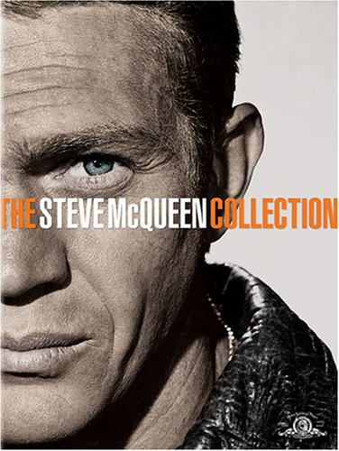 The Steve McQueen Collection (The Great Escape / Junior Bonner / The Magnificent Seven / The Thomas Crown Affair) by MCQUEEN,STEVE