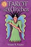 Tarot of the Witches Book, Stuart R. Kaplan, 0913866407