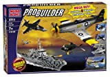 Mega Bloks ProBuilder Aerial Assault - 3711 - 2100 Pieces 4 Sets in 1