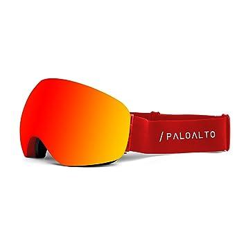 Paloalto Sunglasses P4201.0 Lunette de Soleil Mixte Adulte, Noir