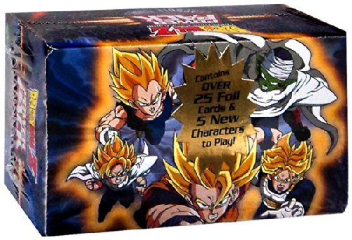 Dragon Ball Z Power Pack Capsule Corp Power Up! Box by Score