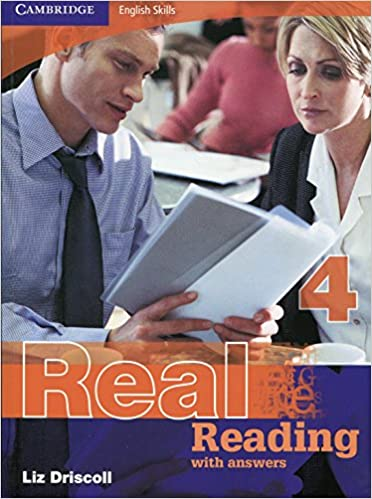 Cambridge English Skills Real Reading 4 with answers: Level 4