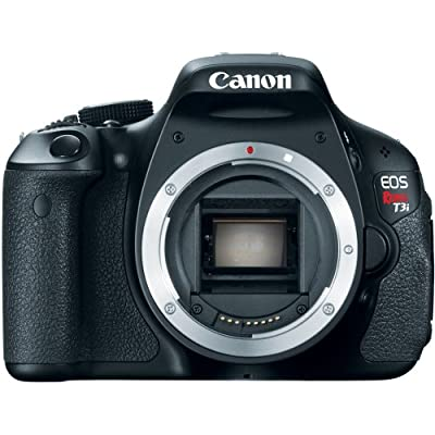 Canon EOS Rebel T3i 18 MP CMOS Digital SLR Camera and DIGIC 4 Imaging from CANU9