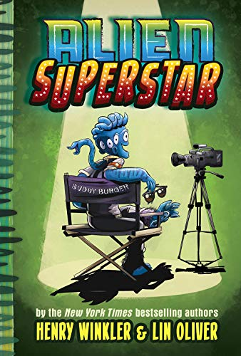 Halloween Arts And Crafts For 3rd Grade (Alien Superstar (Book #1))