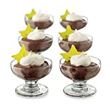 Libbey Just Desserts 17-piece, Mini Coupe Bowl Set