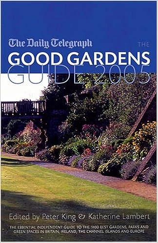 Read online Good Gardens Guide 2005 PDF, azw (Kindle), ePub, doc, mobi