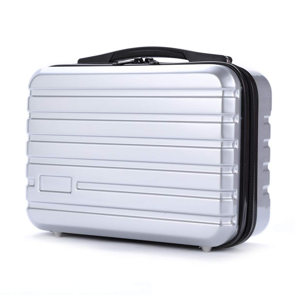 Portable Hardshell Carrying Case for Xiaomi FIMI X8 SE Drone, Sonmer Xiaomi FIMI X8 SE Drone Waterproof Storage Case, 2019 New (Silver)